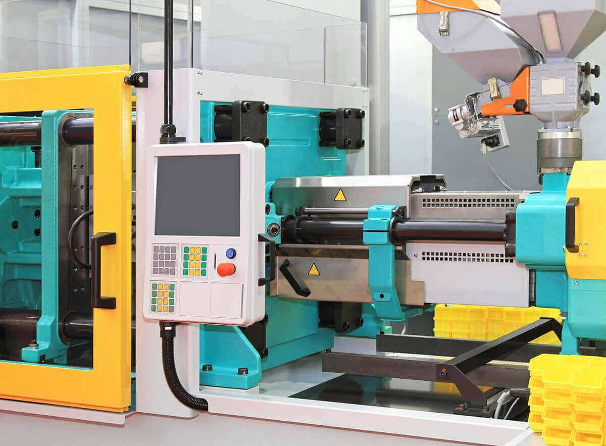 how to build a plastic injection moulding machine